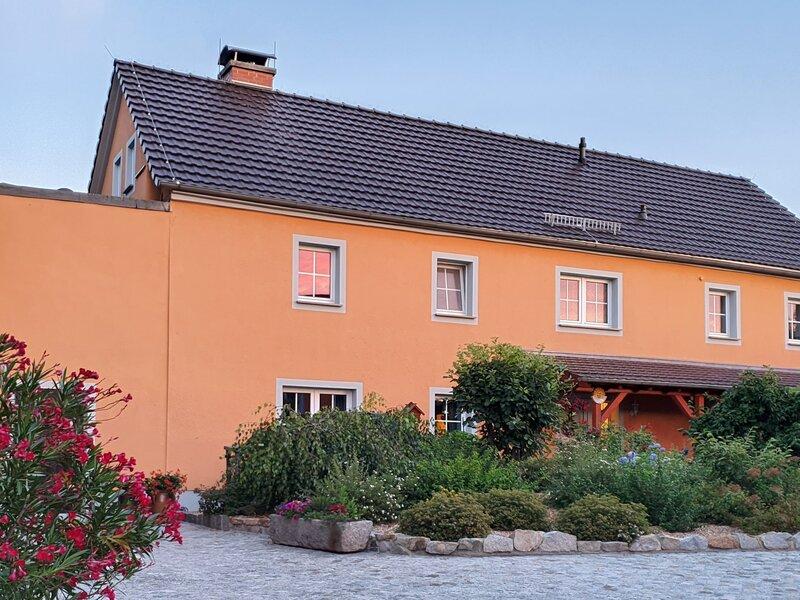 Landhaus Oberlausitz Ferienhaus